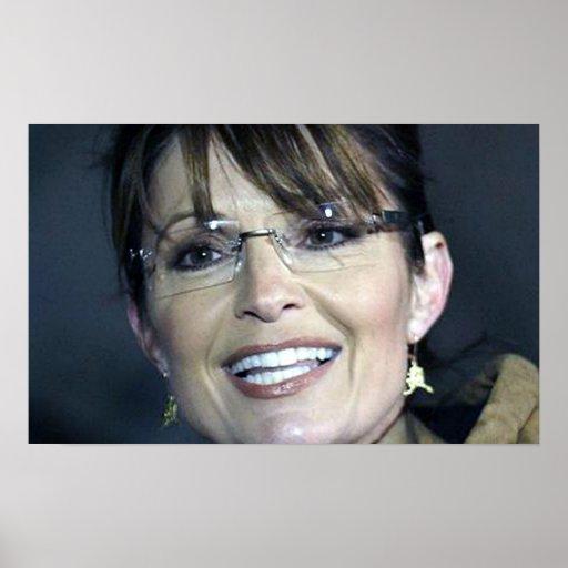 Governor Sarah Palin Posters