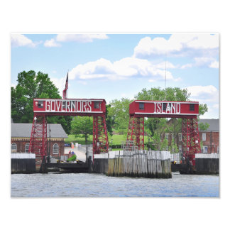 Governor's Island Photo Print
