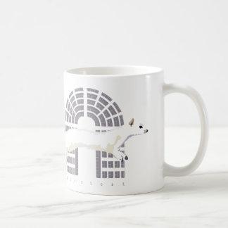 Govstoat Basic White Mug