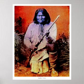 Goyathlay ~ Geronimo Poster