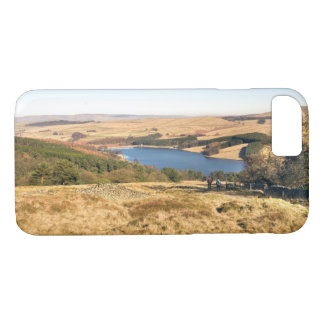Goyt Valley, Peak District souvenir photo iPhone 8/7 Case