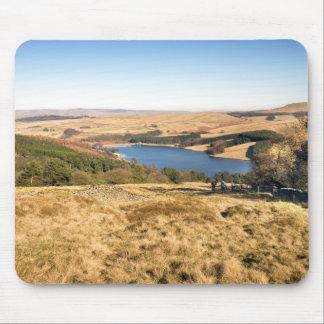 Goyt Valley, Peak District souvenir photo Mouse Pad