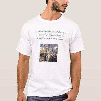 gozzoli95, cui trinitati pie sobrieque intelleg... T-Shirt