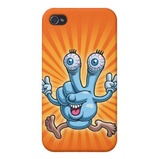 Gpeace & Glove iPhone 4/4S Cover