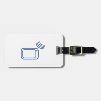 GPS Signal Luggage Tag