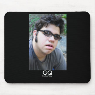 GQ GQ The Real Thing Mouse Pad