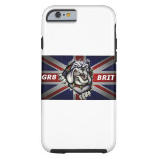 Gr8brit, iPhone 6/6s, Tough Tough iPhone 6 Case