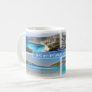 GR Greece - Kefalonia - Coffee Mug