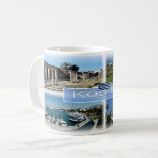 GR Greece -  Kos - Coffee Mug