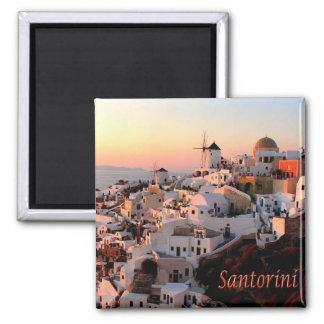 GR - Greece - Santorini Thera - Oia Sunset Magnet