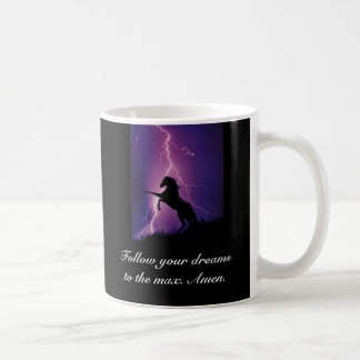 Grab Destiny By the Balls Coffee Mug