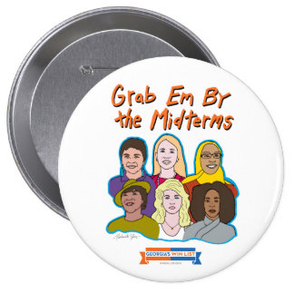 Grab Em By the Midterms button