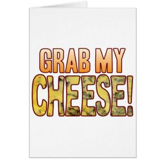 Grab My Blue Cheese Card