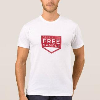 Grab Your Free Sample T-Shirt