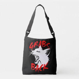 Grabs Back Dark Sling Bag