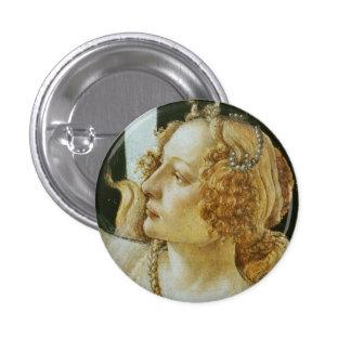 Grace 3 Cm Round Badge