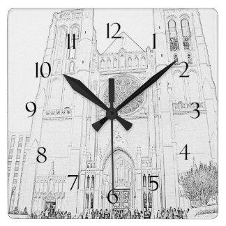 Grace Cathedral Wallclock