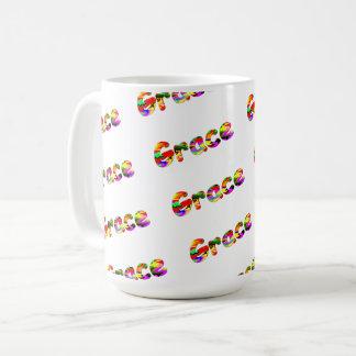 Grace Classic White Mug