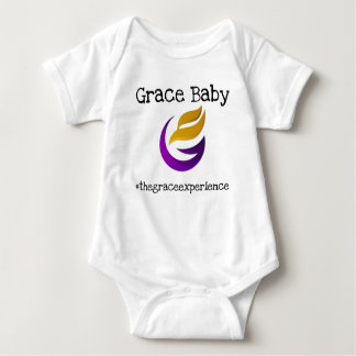 Grace Community Church ND - Baby Shirt White