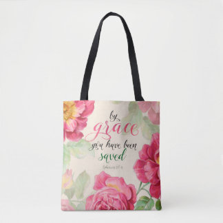 Grace Custom Tote Bag