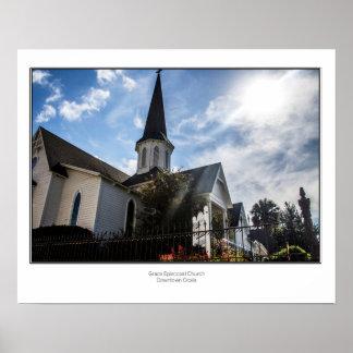 Grace Episcopal Church Poster