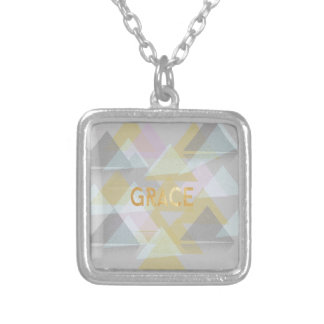 Grace Multiplied Silver Plated Necklace