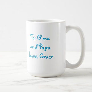 grace sextro coffee mug