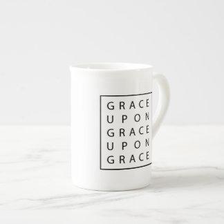 Grace Upon Grace Modern Scripture Mug