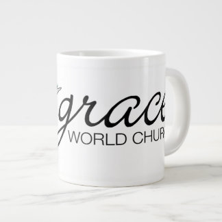 Grace World Church Logo Coffee Mug