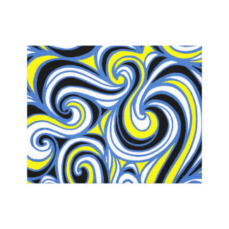 Graceful Champ Modest Virtuous Gallery Wrapped Canvas