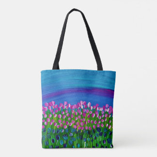 Graceful Charm Tote Bag