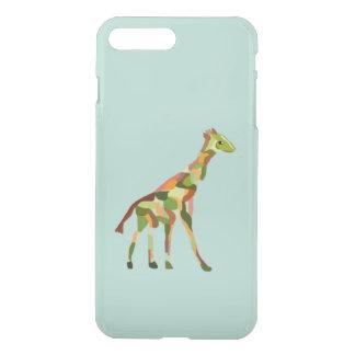 Graceful Giraffe iPhone 7 Plus Case