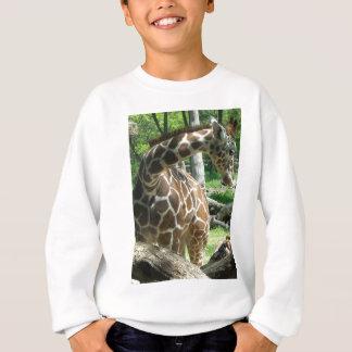 Graceful Giraffe Sweatshirt