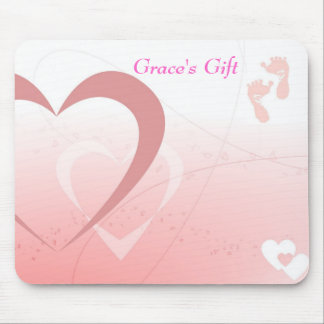 Grace's Gift Mouse Pad