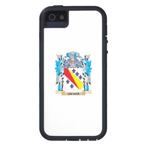 Gracia Coat of Arms - Family Crest iPhone 5 Case