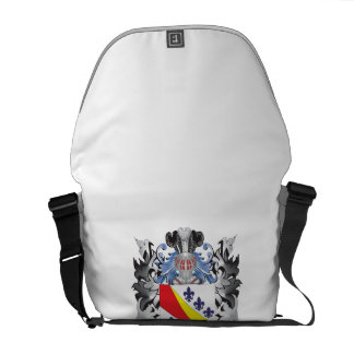 Gracia Coat of Arms - Family Crest Commuter Bag
