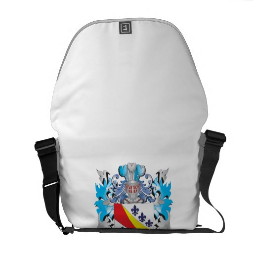 Gracia Coat of Arms - Family Crest Courier Bag