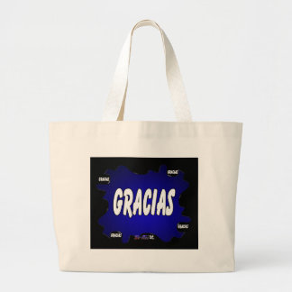 GRACIAS GIFTS CUSTOMIZABLE PRODUCTS TOTE BAG