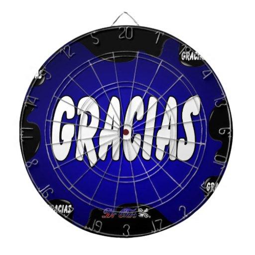 GRACIAS GIFTS CUSTOMIZABLE PRODUCTS DARTBOARD