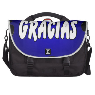 GRACIAS GIFTS CUSTOMIZABLE PRODUCTS COMMUTER BAG