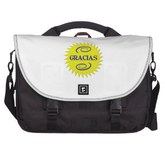 Gracias Laptop Messenger Bag