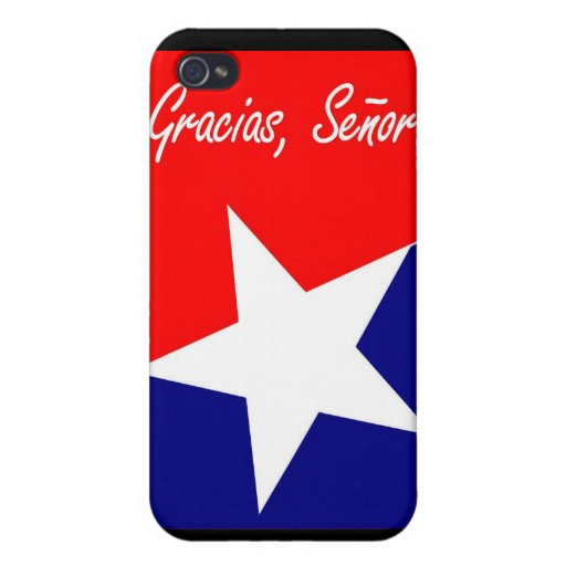 Gracias Senor! Chilean Miners Thank You God Covers For iPhone 4