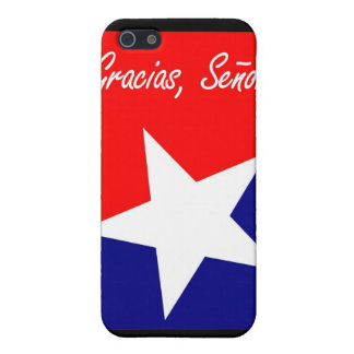 Gracias Senor Chilean Miners Thank You God iPhone 5 Cover
