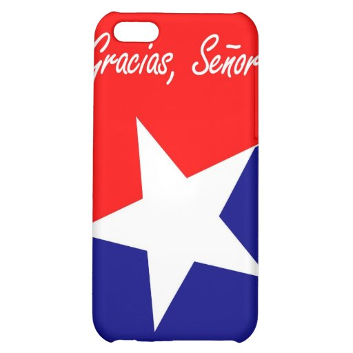Gracias Senor! Chilean Miners Thank You God iPhone 5C Covers