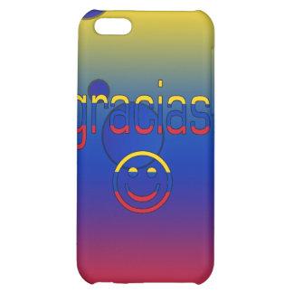 Gracias Venezuela Flag Colors Pop Art iPhone 5C Cover