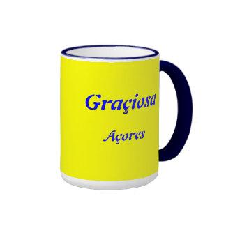 Graciosa Coffee Mug
