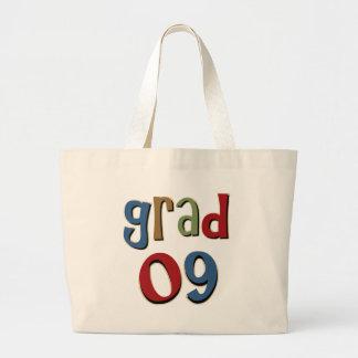 Grad 09 tote bag