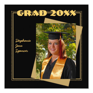 Grad 20xx Party Invitation