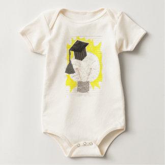 Grad Baby Organic Babygro Baby Bodysuit