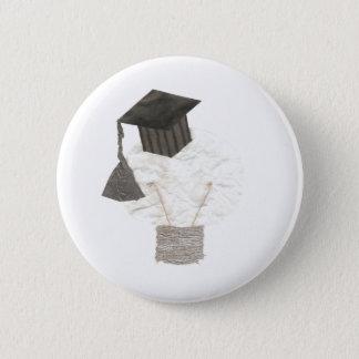 Grad Bulb Badge